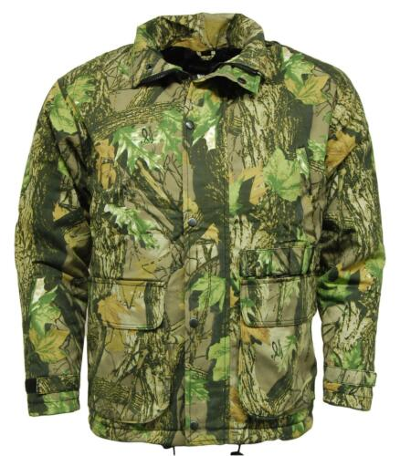 C5 Stormkloth Camouflage Waterproof Delux Hunting Fishing Camo Jacket Coat