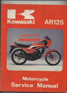 Kawasaki-AR125-Official-Factory-Service-Repair-Manual-AR-125-Junior-Sports-BX07