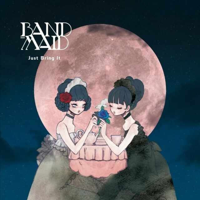BAND-MAID - JUST BRING IT   CD NEUF