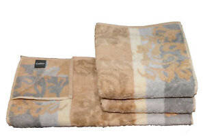 Details Zu Cawö Noblesse Cashmere Jacquard Set Handtuch Handtücher Duschtuch Günstig Online