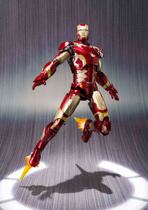 New SHF S.H. Figuarts Avengers Age of Ultron Iron Man Mark 43 Action Figure