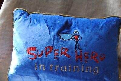 Analytical Leylov Kids Super Hero Pillow Plush Toy Kids Hobbies Stuffed Pillow