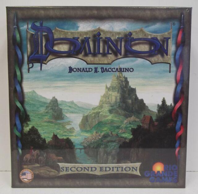 Dominion: Second Edition - Board Game - New