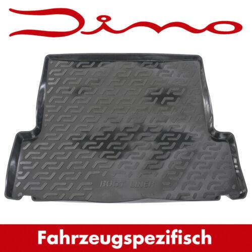 DA3 2008-2010 Laderaumwanne Schutz Kofferraumwanne Ford Focus 2 3+5 Türer