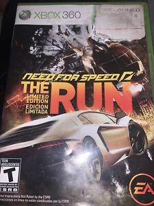 Need For Speed: The Run For Xbox 360 Racing