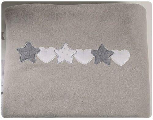 22 Grigio Copertina Culla in Pile Sonnocaldo Matisse Dili Best Cod D63.20 Var