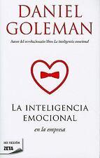 INTELIGENCIA EMOCIONAL EN LA EMPRESA, LA, , GOLEMAM Daniel, Very Good, 2015-01-0