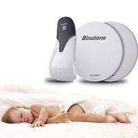 Binatone Babysense 5 Breathing Monitor Sensor Pads Bundle Pack With Audio