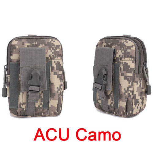 New Nylon Waterproof Tactical Molle Multi-Purpose Utility Gadget Pouch Pack Bag