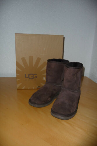 Ovp Größe Stiefel Boots 36 Braun Ugg Schuhe Australia Classic NeuwertigWinter WEDIH29