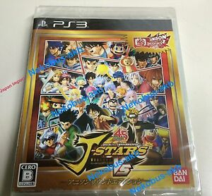 Details about [New] J Stars Victory VS Anison Sound Edition + J Stars  Victory Book - PS3