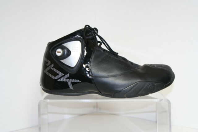 cec44046f4c Reebok ATR The Pump Fly Black Men 14 Basketball Leather Above The Rim Train  EUC