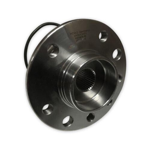 For Opel Zafira 1.9 CDTi 2005/>2015 2x Front Hub Wheel Bearing Kit Pair Lh Rh