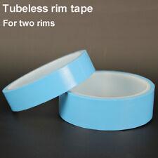 New Relic Tubeless Rim Tape For MTB /& Road Bike 24mm X 10m