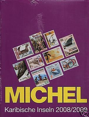 Symbol Der Marke Michel Übersee Band 2 Karibische Inseln 2008/2009 Neu!! Kataloge & Literatur Zubehör