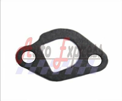 Auto Express Honda GX160 GX200 5.5 HP 6.5HP Chrome Exhaust Muffler w//Heat Shield FITS 5.5HP