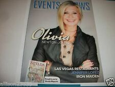 OLIVIA NEWTON JOHN - EVENTS & SHOWS LAS VEGAS