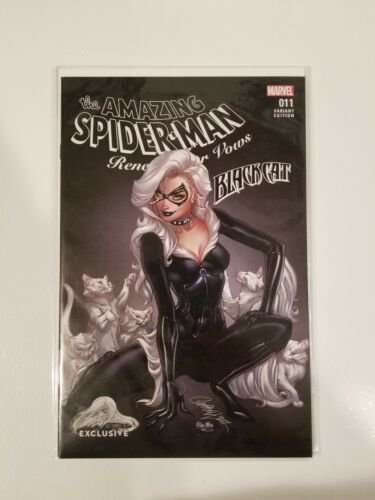 AMAZING SPIDERMAN RENEW YOUR VOWS #11 J SCOTT CAMPBELL EXCLUSIVE VARIANTCOVER A