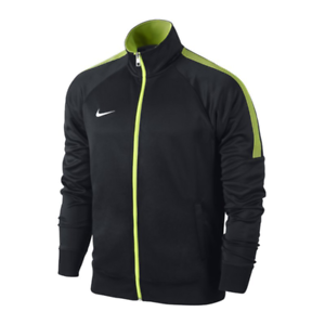 Herren Team Club Schwarz Gelb Trainer Trainingsjacke Nike Details Zu Freizeitjacke Jacket N0wPkXZn8O