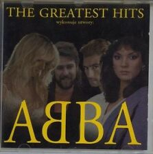 ABBA COVER VERSIONS:  GREATEST HITS  RARE CD (2001)