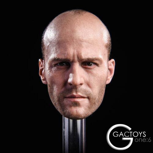 "Hot Mike Actor Jason Statham 1//6 Custom Head Sculpt Toys F 12/"" Man Body Figure"
