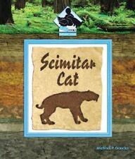 Scimitar Cat (Prehistoric Animals)