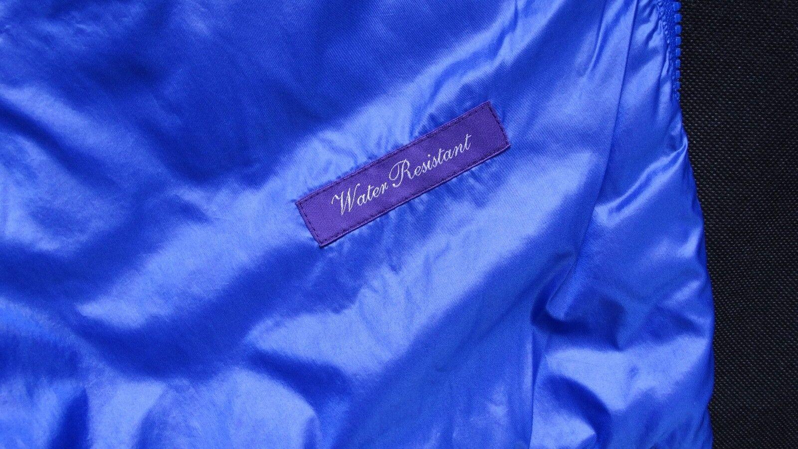 Ralph Lauren Quilted viola Label Claremont Quilted Lauren DOWN VEST TAGLIA M 3dfba1