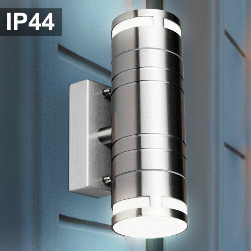 Éclairage Extérieur Garages Allée Up Down Luminaire Porche projecteur hauteur 17,8 cm