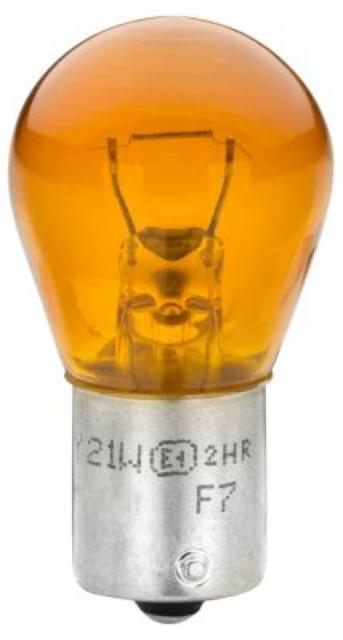 Glühlampe, Blinkleuchte für Signalanlage Vorderachse HELLA 8GA 006 841-121
