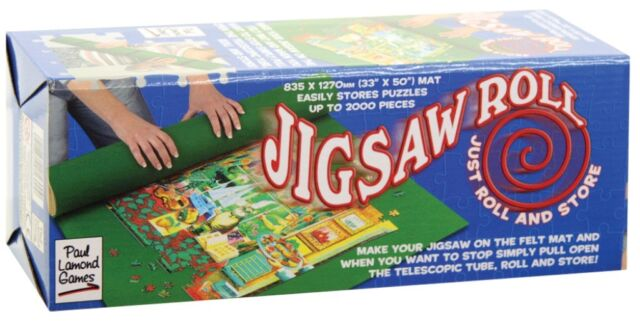 NEW Jigsaw Roll And Store from Mr Toys