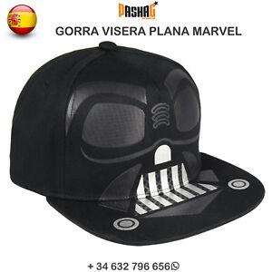 Details about GORRA VISERA PLANA STAR WARS 2cd7493a03e