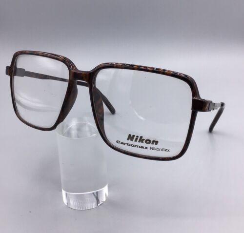 Nikon Eyeglasses Vintage Eyewear Frame Brillen Lun