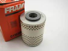 item 6 fram c1163pl fuel filter replaces: 16505 304101r91 ff134 ff188  p550201 pf828 -fram c1163pl fuel filter replaces: 16505 304101r91 ff134  ff188 p550201