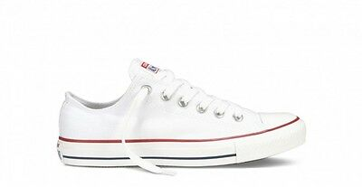 Converse All Star Ox Leather Optical White UomoDonna