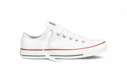 Ox Converse Sportive White M7652c Scarpe donna All Optical Bassa Uomo Tela Star SxOq1BwY1