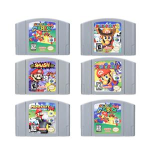 For-N64-Mario-Nintendo-64-Legend-of-Zelda-Video-Game-Card-Cartridge-US-Version