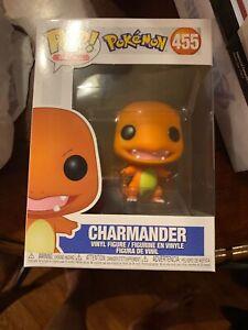 Funko POP POKEMON Games Charmander #455 FUNKO