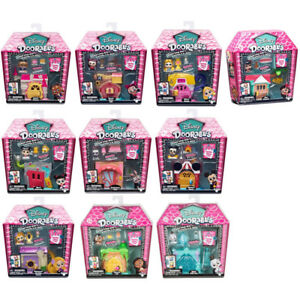 Disney Doorables Micro Display Set-choix De Pack-one Fournies-neuf Pour ExpéDition Rapide