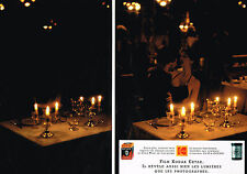 PUBLICITE ADVERTISING 045  1995  KODAK  film  EKTAR ( 2 pages)