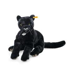 STEIFF Nero Dangling Panther Plush soft toy child gift Black 40cm EAN 084072 New