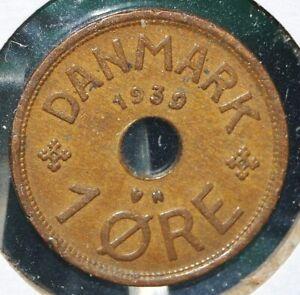 Denmark-1939-1-Ore-Bronze-KM-862-2