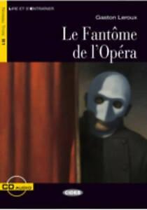 Le-Fantome-De-L-039-Opera-CD-by-Gaston-Leroux-Mixed-media-Book-BRAND-NEW-SEALED