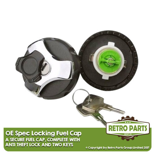 3rd serie All years OE Fit Locking Fuel Cap For Jaguar E Type V12 Spider