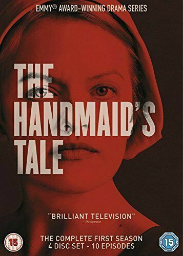 The Handmaids Tale Season 1 Dvd Value Guaranteed From Ebay S Biggest Seller For Sale Online Ebay