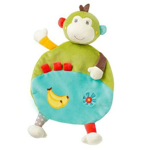 Newborn Soft Plush Sleeping Toy Stuffed Animal Baby Kids Gift Animals Doll CF