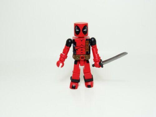 Marvel Vs Capcom Minimates Series 1 Deadpool