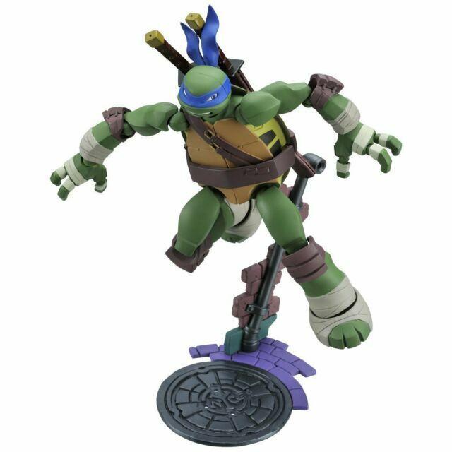 tmnt 2012 toys revoltech