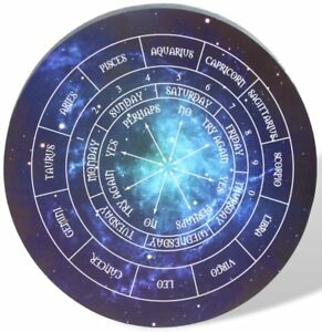 Dowsing Pendulum board for Divination