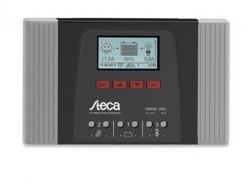 Solar Laderegler Steca Tarom Laderegler Solar Regler 4545 LCD