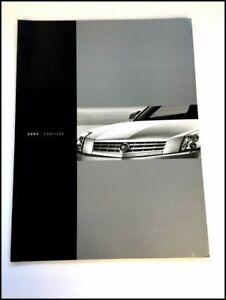 XLR CTS-V CTS DTS STS DeVille SRX 2005 Cadillac 24-page Car Brochure Catalog